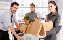Особенности переезда в новый офис
